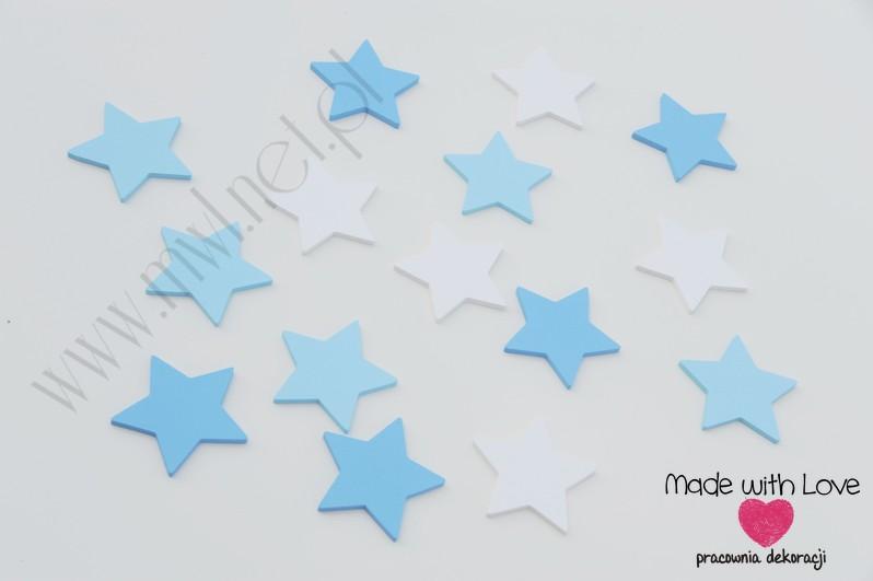 Zestaw gwiazdek - G5