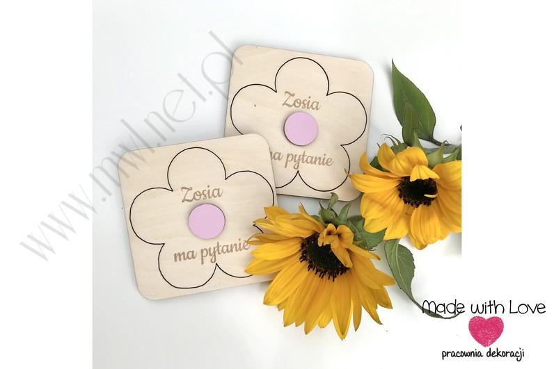 Zapytania dla Rodziców Chrzestnych - kwiatuszki
