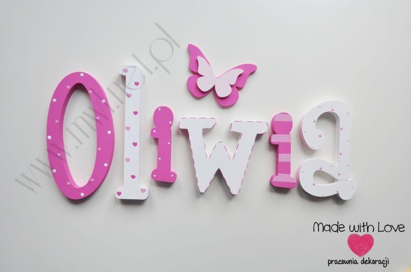 Literki - wzór MWL112