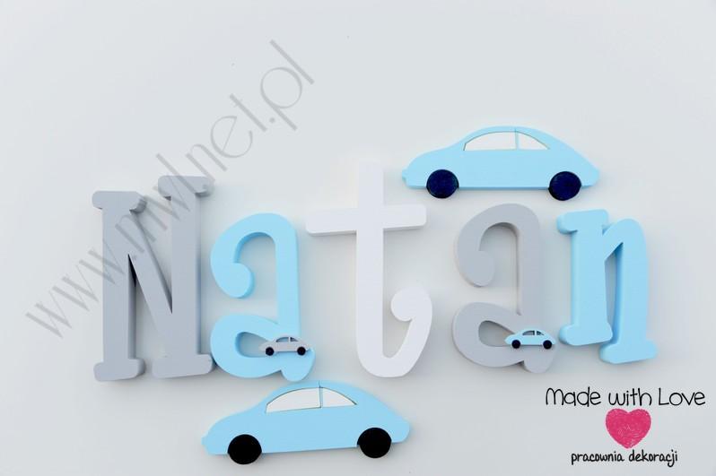 Imię Natan MD