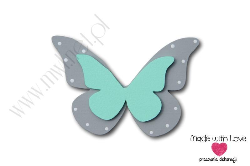 Motylek - wzór D9