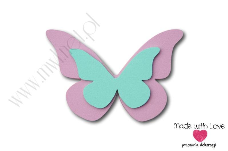 Motylek - wzór D11