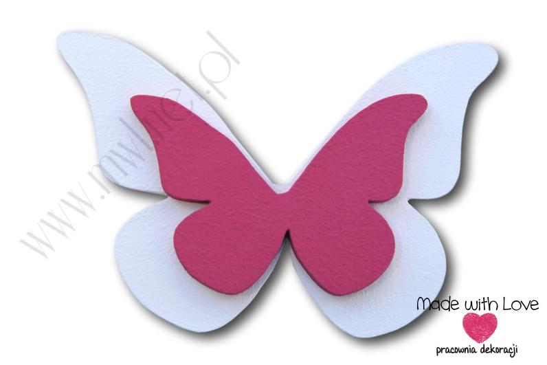 Motylek - wzór D17