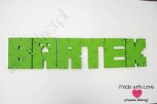 Imię BARTEK - MINECRAFT