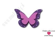 Motylek - wzór D2