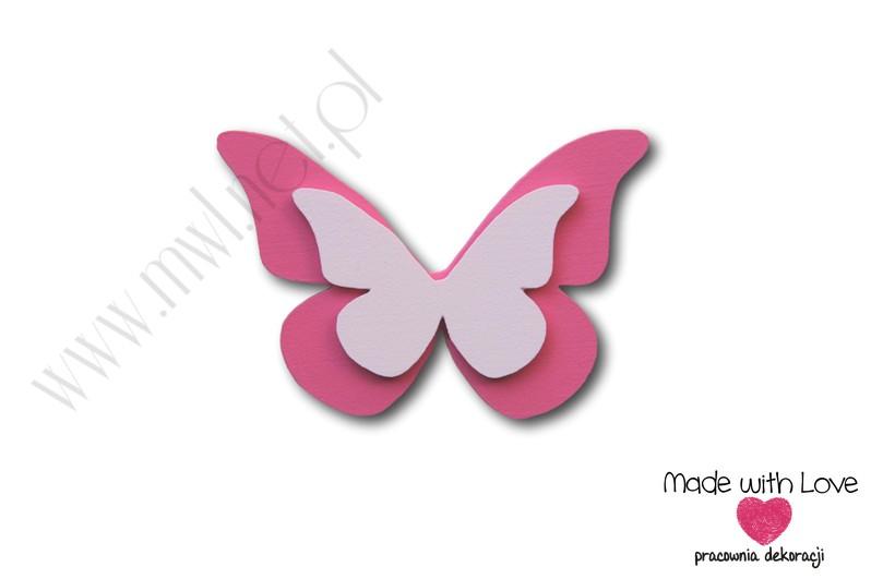 Motylek - wzór D3