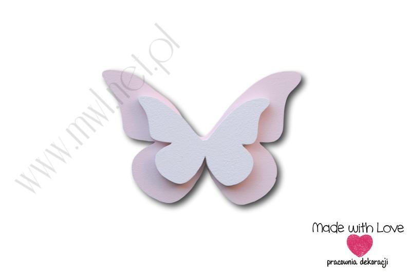 Motylek - wzór D4