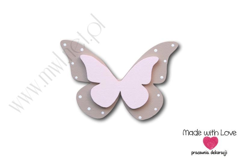 Motylek - wzór D7