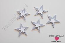 Zestaw dekoracji - gwiazdki