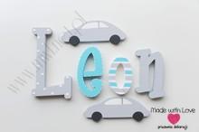 Literki - wzór MWL117
