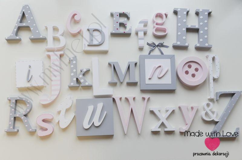 Alfabet 3D XXL