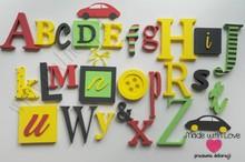 Alfabet 3D XXL - wzór 5