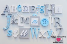 Alfabet 3d - wzór 8