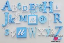 Alfabet 3d - wzór 9