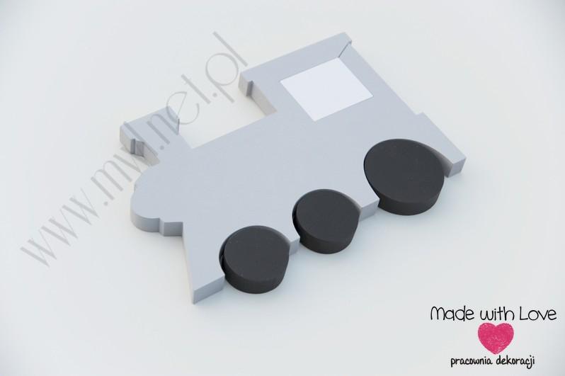 Ciuchcia - dekoracja 3d(M)